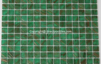 Vogue glass pool tiles