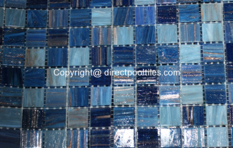Quartz Blend pool tiles
