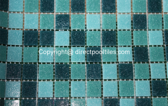 Quartz Blend swimming pool tiles